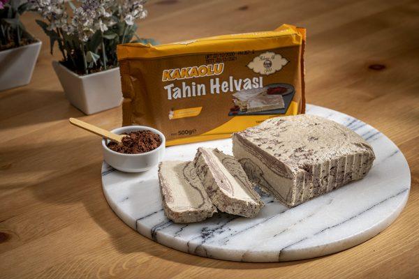 Kakaolu Tahin Helvası